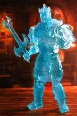 Mortal Kombat Deception Exclusive Action Figure Cold Snap Sub-Zero for $<!--$14.95-->