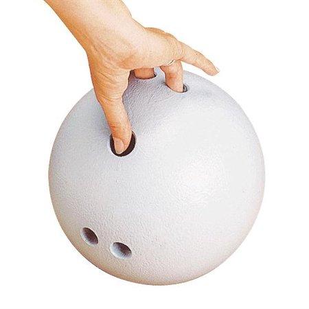 - Coated Foam Bowling Ball