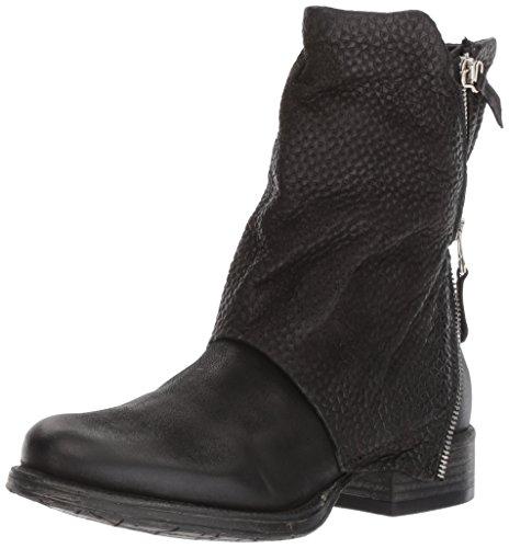 Miz Mooz Womens Nugget Fashion Boot Nero