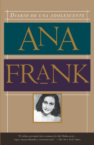 Diario de una adolescente (Spanish Edition) by [Frank, Anne]