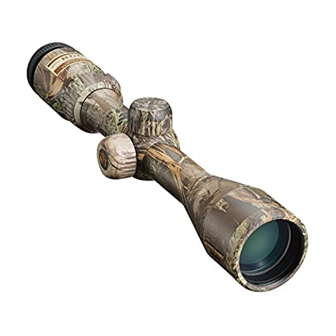 Nikon 16448 Active Target Special BDC Riflescope, Realtree Max-1, 3-9x40mm - Coyote Target
