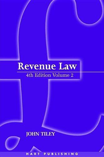 Revenue Law: Fourth Edition PDF ePub book