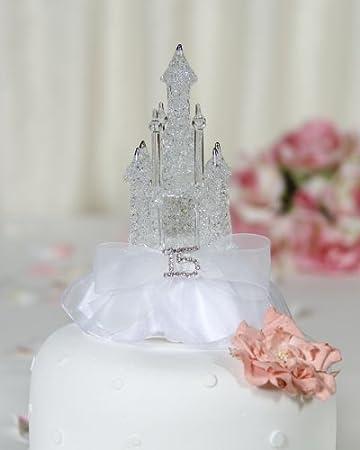Amazon rhinestone quinceanera cinderella castle cake topper rhinestone quinceanera cinderella castle cake topper junglespirit Image collections