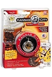 Kansas City Railroad Pocket Watch (As Seen On TV)