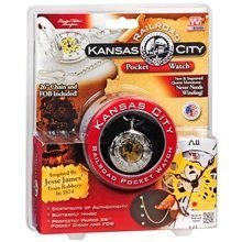 Railways Pocket - Kansas City Railroad Pocket Watch (As Seen On TV)