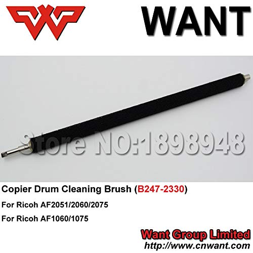 (Printer Parts MP6000 mp7000 mp8000 clening Brush B247-2330 MP6000/7000/8000 Copier Drum Cleaning Brush for Yoton Copier Part 2 PCS)