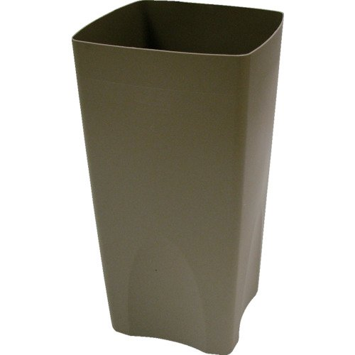 Rubbermaid Commercial Plaza Waste Container Rigid Liner, ()