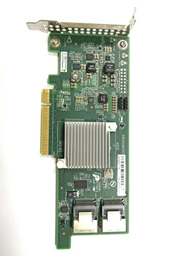 (MFU SAS 9207-8i 8-Port 6Gb/s SAS+SATA to PCI Express 2.0 Host Bus Adapter)