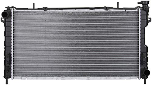 Radiator Voyager Chrysler - Spectra Premium CU2311 Complete Radiator for Chrysler and Dodge