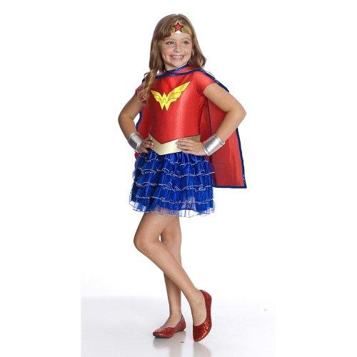 Wonder Woman Tutu Girls -