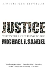 """""""For Michael Sandel, justice is not a spectator sport,"""" The Nation's reviewer of Justice remarked. In his acclaimed book―based on his legendary Harvard course―Sandel offers a rare education in thinking through the complicated issues an..."""