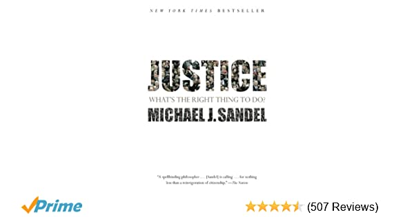 Justice whats the right thing to do michael j sandel justice whats the right thing to do michael j sandel 9780374532505 amazon books fandeluxe Choice Image