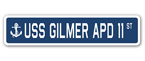 SignMission SSN-836-Gilmer Apd 11