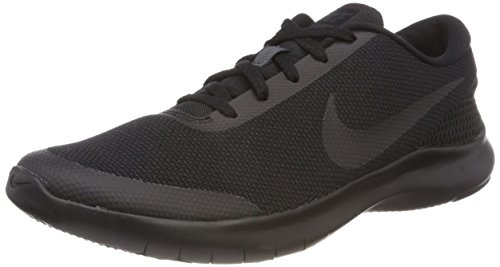 NIKE Men's Flex Experience 7 Running Shoe, Black/Black-Anthracite, 12.5 Regular US
