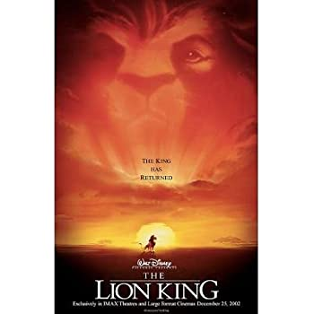 Amazon Com The Lion King Poster Movie 11x17 Masterposter