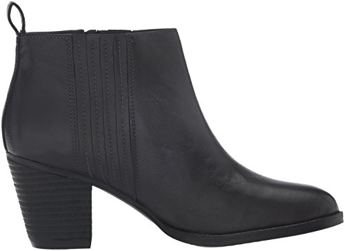 West Dark Nine Women's Grey Bootie Leather Fiffi Ankle Tw6d7w