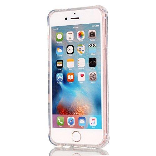 Voguecase® für Apple iPhone 6/6S 4.7 hülle, Schutzhülle / Case / Cover / Hülle / TPU Gel Skin (LS/farbige High Heels) + Gratis Universal Eingabestift
