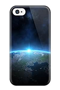 Iphone Case Cover Specially Made For Iphone 4/4s Hd Space