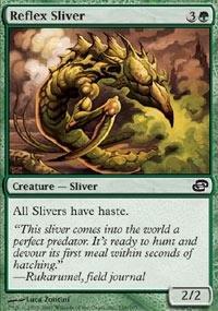 Magic: the Gathering - Reflex Sliver - Planar Chaos