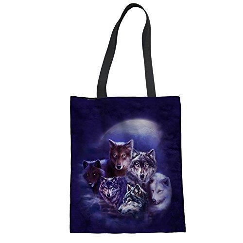 Advocator Teacher Canvas Casual Tote Color Shoulder 7 Bag Tote Tote Beach Bag Tote Reusable Women Shopper Handbag Durable Bags r6YZrnf