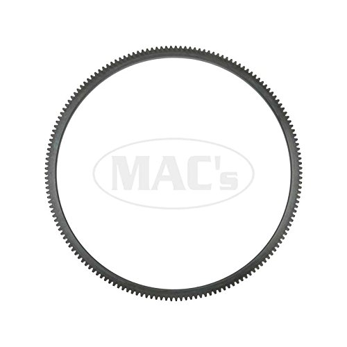 Flywheel 164 Tooth (MACs Auto Parts 60-37337 Flywheel Ring Gear - 164 Teeth - 289 With 10 Or 11 Clutch, 302, 351W & 351C V8 - Ford Only)