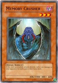 Yu-Gi-Oh! - Memory Crusher (CP07-EN016) - Champion Pack Game 7 - Promo Edition - Common ()