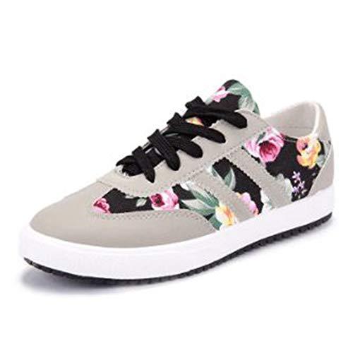 In Stampate nbsp; Smorzanti Tela Sneaker Donna Scarpe Ysfu Casual Da nbsp;sneakers Traspiranti Leggere nbsp; Sportive wqYFAnXp