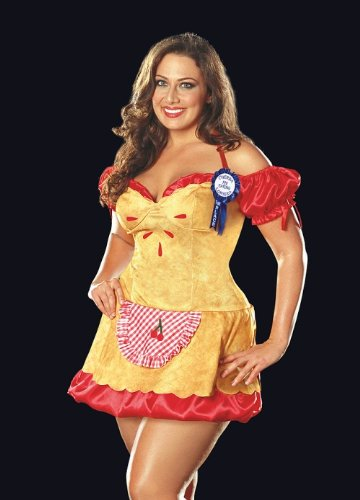Hot Cherry Pie - Plus Size 3X/4X - Dress Size 18-20]()
