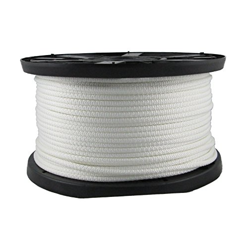 """1/4"""" X 500 Ft Synthetic Rope (#8) hot sale"""