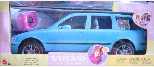 Barbie Happy Family VOLVO Vehicle