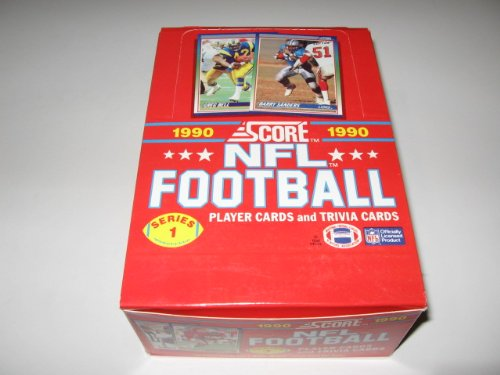 - 1990 Score Football Series 1 Box