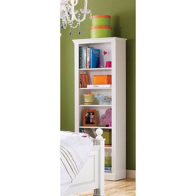 Lang Furniture MAD W BS2872 Madison Bookshelf One Size White