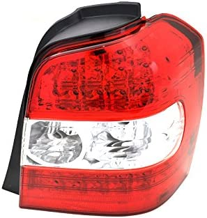 Tail Light Replacement for 2006 2007 Highlander Hybrid SUV Left Driver Side