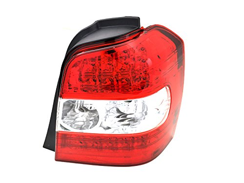 Replacement For Toyota Highlander Hybrid 06 07 Led Tail Light Lamp Rh 81551-48130 - Toyota Highlander 2007 Hybrid