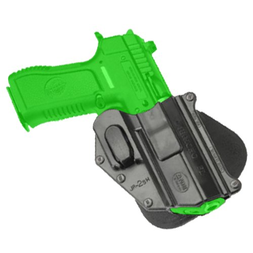 Concealed Carry Fobus Roto / Retention Hand Gun Holster Model JR-2-RT. Fits to: IWI ( IMI ) Israel IWI (IMI) Jericho (Polymer) FL, FBL941, PSL,PL, Jericho (baby Eagle) FL (Polymer) FBL941, PSL, PL, FS. (Fire Roto Arm Holster Fobus)