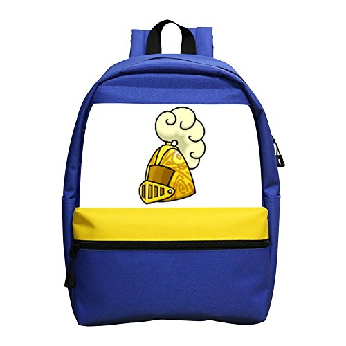FDAFFD Cute Casual Kids Backpack knight Children School Backpack Bags Adjustable