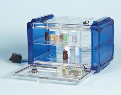 F42074-0226 - 230V - SCIENCEWARE Secador 4.0 Horizontal Auto-Desiccator Cabinets, Bel-Art - Each
