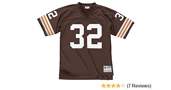 outlet store d386e ef34e sweden limited jim brown youth jersey cleveland browns 32 ...