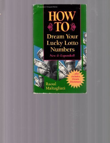 How to Dream Your Lucky Lotto Numbers (How to Series) by Brand: Llewellyn Publications