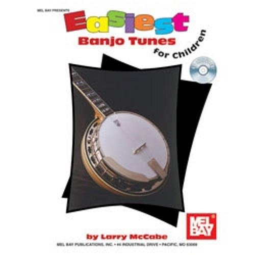 - Mel Bay Easiest Banjo Tunes for Children (Book and CD)