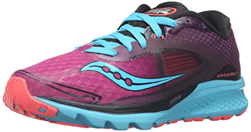 Pink Blue 7 Trail Saucony Purple Running Women's Shoes Kinvara qAq8Ycv
