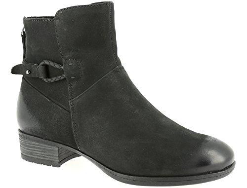 Caprice 25414-29-008 - Botas para mujer negro