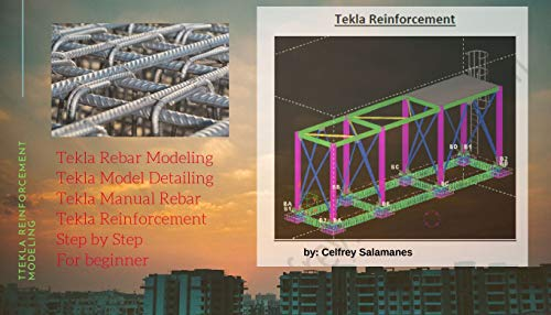 How to Learn Basic Tekla Structures Reinforcement Modeling