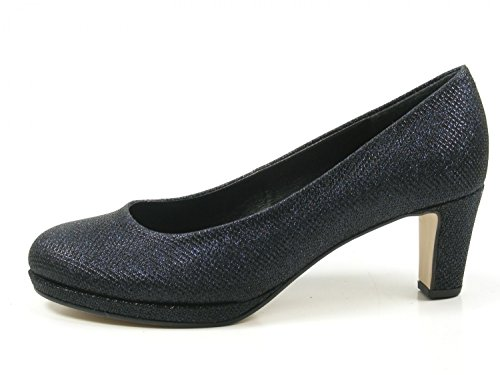 Gabor 81-260 Zapatos de tacón de material sintético mujer Blau