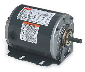 Belt Drive Motor, Split-Phase, 1725 Nameplate RPM, 115 Voltage, Frame 48, 1/2 hp ()