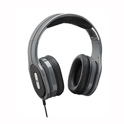 PSB M4U 1 High Performance Over-Ear Headphones (Gray)