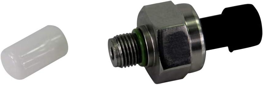 TAMKKEN Fuel Injection Pressure Sensor 4C3Z9F838A For Ford E-350 E-450 Excursion F-250 F-350 F-450 F-550 F650 F750 Super Duty Fit 1845428C92 AP63460 ICP101 4C3Z9F838AA