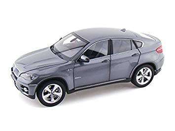 Kyosho Diecast Bmw X6 1 18 Space Gray Amazon Co Uk Toys Games