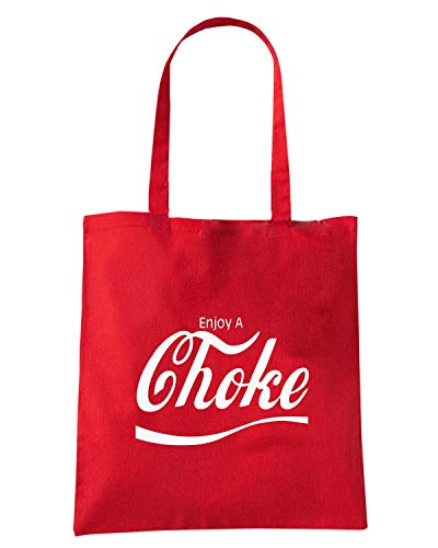 ENJOY Borsa Shopper Rossa ENJOY0004 CHOKE 7W1C4w