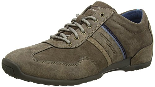 Camel Active Space 24, Baskets Basses Homme Marron - Braun (Brown/Peat/Taupe)
